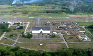 Honiara International Airport solomon islands