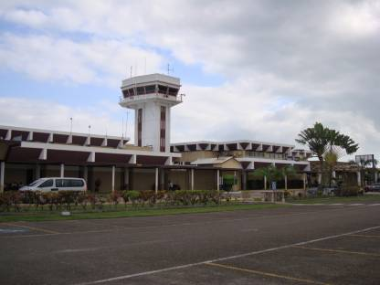 Philip S. W. Goldson International Airport belize
