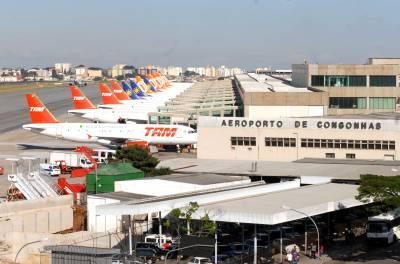 Aeroporto de Congonhas Aeronaves sao paulo