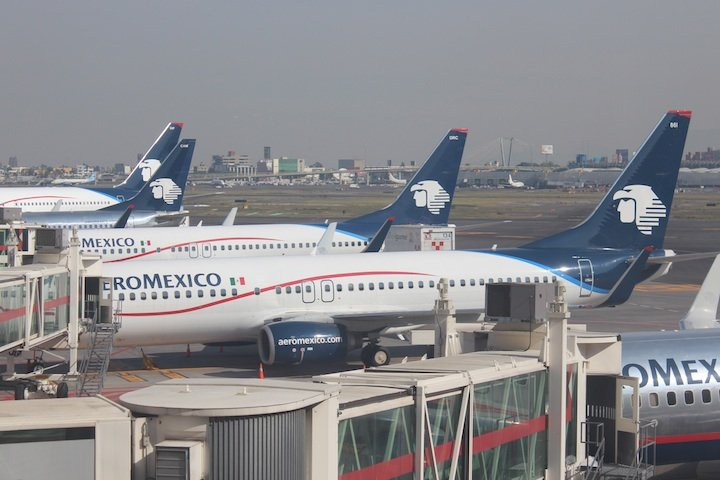Mexico City International Airport