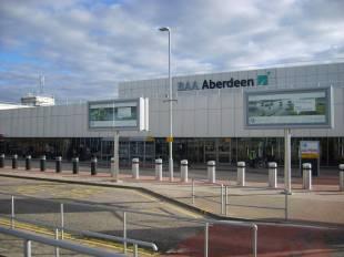 aberdeen airport scotland