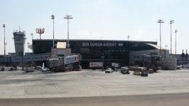 Ben Gurion Airport tel aviv israel