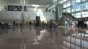 Inside of Brunei International Airport