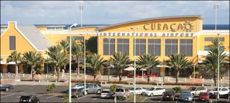 Outside of Curacao International Airport