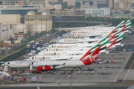 Dubai International Airport uae