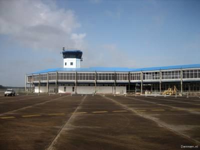 Aeropuerto Internacional Johan Adolf Pengel