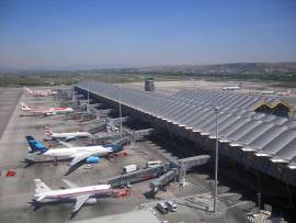 Adolfo Suárez Madrid–Barajas Airport spain