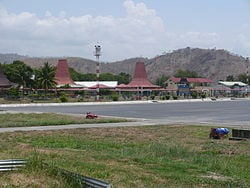 presidente nicolau lobato international airport east timor