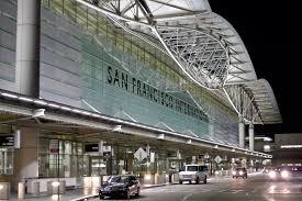 External view of San Francisco International Airport