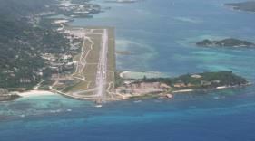 mahe island seychelles airport