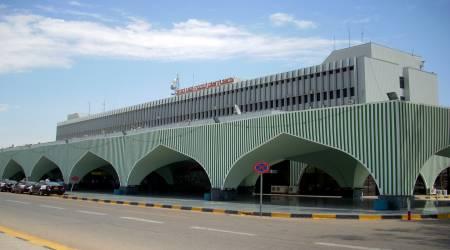 tripoli international airport libya