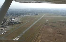 Wilson Airport runway