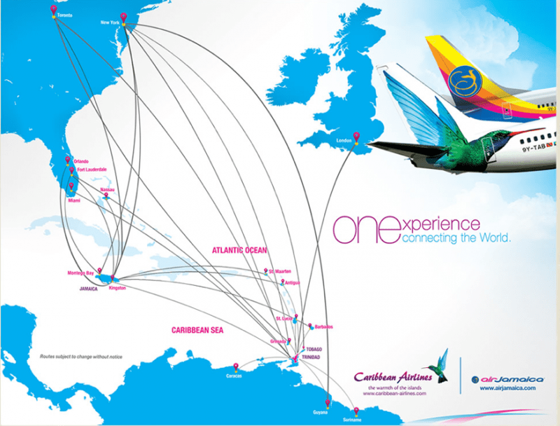 Caribbean Airlines | Book Flights and Save