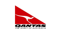 Qantas route map