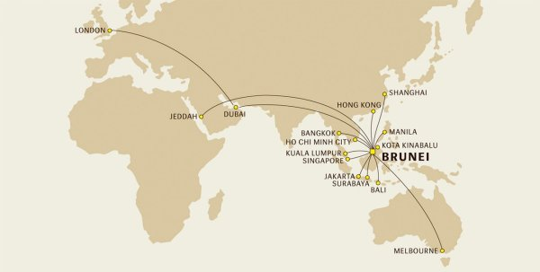 Royal Brunei Airlines Book Flights And Save
