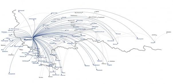 ut air route map