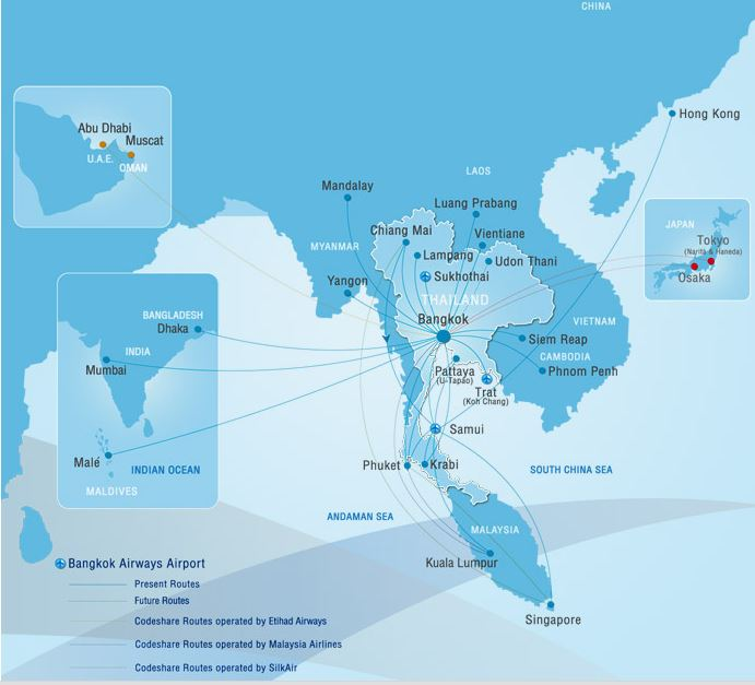 Bangkok Airways | Book Flights and Save