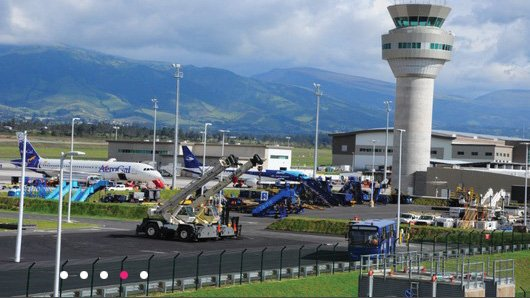 Mariscal Sucre International Airport