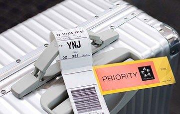 baggage tags
