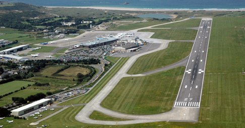 jersey channel islands airport