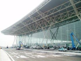 Tianjin Binhai International Airport china