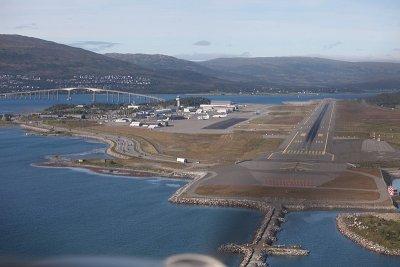 Tromso International Airport Norway