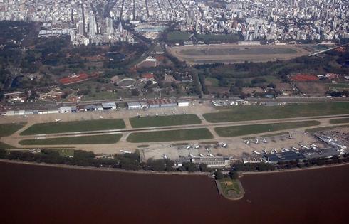 Aeroparque Jorge Newbery airport