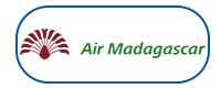 Air Madagascar logo