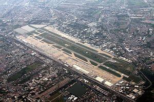 Bangkok - International airport