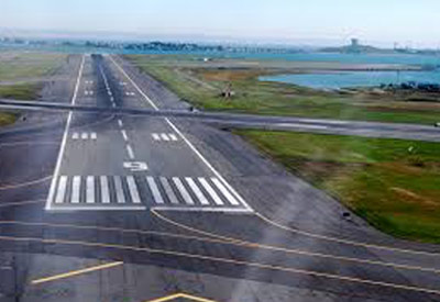 Boston Logan International Airport Runway