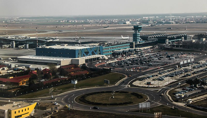 Henri Coanda Bucharest International Airport