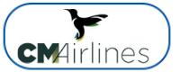 CM Airlines logo
