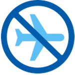Cancelled Flights Icon