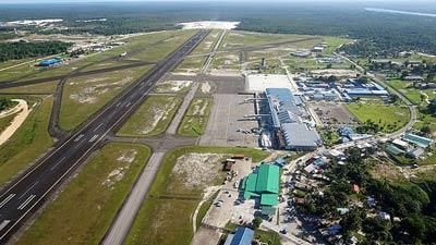 Cheddi Jagan Airport
