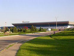 Chisinau International Airport Moldova