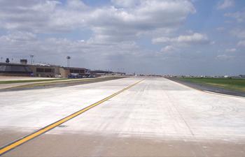 dallas runway
