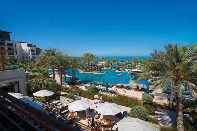 Al Naseem Resort in Dubai