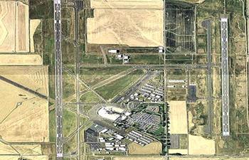 eugene runway