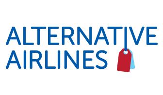 alternative airlines logo