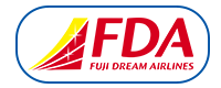 Fuji Dream Airlines logo