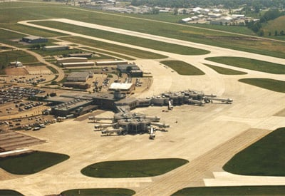 Green Bay Airport Airstrip