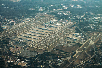Hartsfield Jackson International Airport