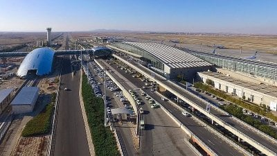 Imam Khomeini International Airport Tehran