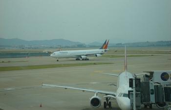 incheon runway