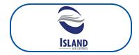 Island Air Express logo