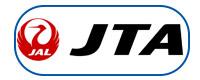 Japan Transocean Air Logo