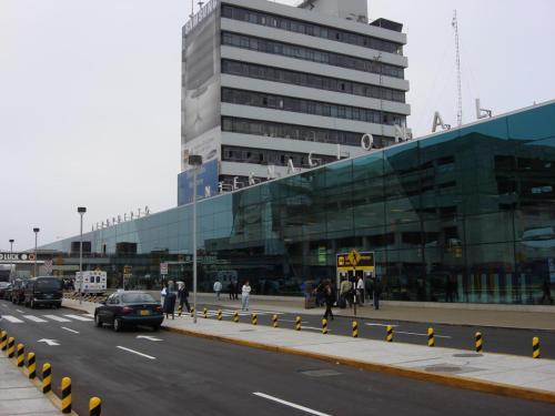 Jorge Chavez International Airport