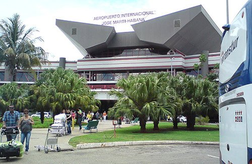 Jose Marti International Airport Havana