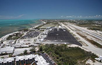 Key West runway