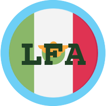 LFA Alternative Airlines logo